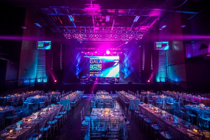 Pittsburgh, PA | 3.9mm | 23' x 10' | Corporate Event