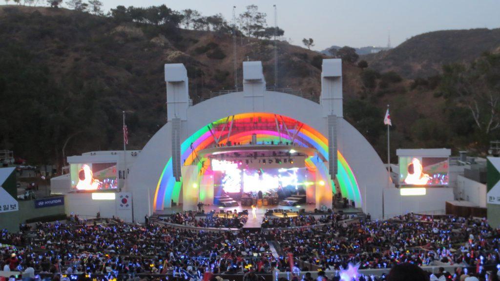 Los Angeles, CA | 7mm | Multiple Screens | Concert Venue